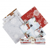 Snow Days Fat Quarter Bundle