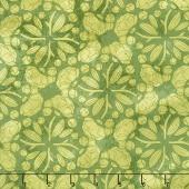 Blushing Peonies - Pinwheels Meadow Yardage