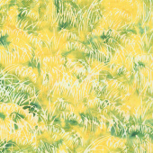 Countryside Batiks - Wheat Field Storm Yardage