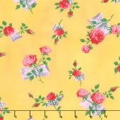 Love & Friendship - Love Notes Butter Yardage