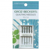 Groz-Beckert Carded 90/14 Quilting Needles