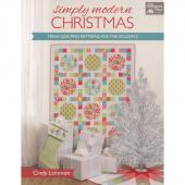Simply Modern Christmas Book