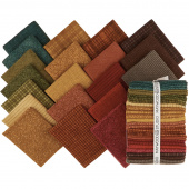 Woolies Flannel Desert Sunset Fat Quarter Bundle