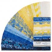 Provence Batiks Strips