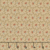 Collection for a Cause - Heritage 10th Anniversary Brambles Tan Yardage