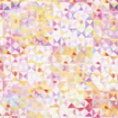 Gradients 2 - Parfait Triangles Digitally Printed Yardage