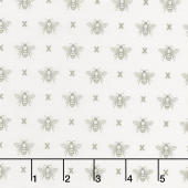 Garden Variety - Queen Bee Cloud Yardage