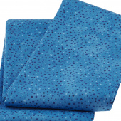 Wilmington Essentials - Petite Dots Blue 3 Yard Cut