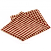 Tea Towel - Red/Dijon Country Plaid