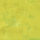 Grunge Basics - Lime Punch Yardage