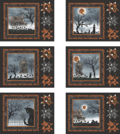 Harvest Moon Place Mats Kit
