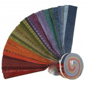 "Woolies Flannel Colors 2.5"" Strips"