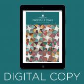 Digital Download - Freestyle Star Quilt Pattern by Missouri Star