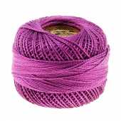 Presencia Perle Cotton Thread Size 8 Medium Violet