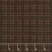Woolies Flannel - Plaid Espresso Yardage
