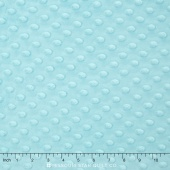 "Cuddle Embossed Dimple - Aruba 60"" Minky Yardage"