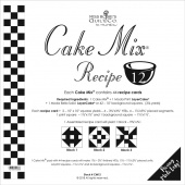 Cake Mix Recipe 12 by Miss Rosie's Quilt Co