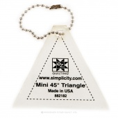 Mini 45 Degree Triangle Tool