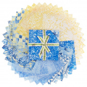 Forget Me Not Batiks Stamps