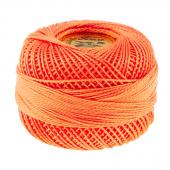 Perle Cotton Thread Size 8 Medium Apricot