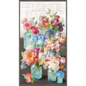 Flower Market - Large Multi Panel