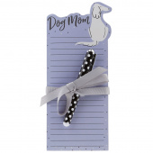 Dog Mom Notepad & Pen