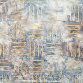 Artisan Batiks - Quilt Blocks Storm Yardage