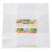 Bella Solids Bleached White Junior Layer Cake