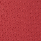 "Cuddle Embossed Dimple - Crimson 60"" Minky Yardage"