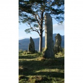 Outlander - Craigh na Dun Digitally Printed Panel