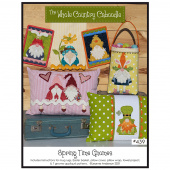 Spring Time Gnomes Pattern