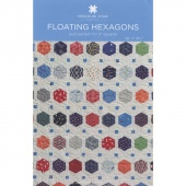 Floating Hexagons Pattern by Missouri Star