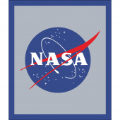 Out of this World with NASA - Nasa Logo Panel