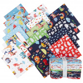Noah's Ark Fat Quarter Bundle