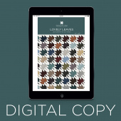 Digital Download - Lovely Leaves Quilt Pattern by Missouri Star