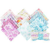 Wild Blush Fat Quarter Crystals