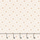 Secret Stash - Neutrals Lace Tan Yardage
