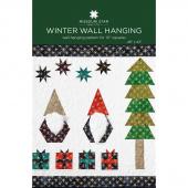 Winter Wall Hanging Pattern by Missouri Star