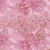 Calypso Batiks - Orchid Paradise Yardage
