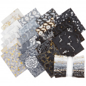 Silverstone Metallic Fat Quarter Bundle
