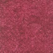Sunset Plumes Batiks - Morris Foulard Plum Yardage