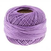 Prescencia Perle Cotton Thread Size 8 Medium Lavender