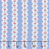 Guest Room - Stripe Sky Yardage