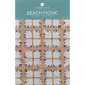 Beach Picnic Pattern by Missouri Star