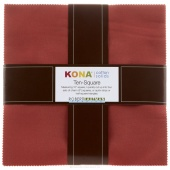 Kona Cotton Paintbox Basics Coordinates Ten Squares