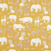 Safari Life - Safari Kingdom Dijon Yardage