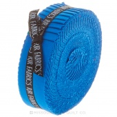 Cotton Supreme Solids Royal Blue Honey Bun