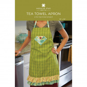 Tea Towel Apron Pattern by Missouri Star