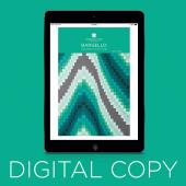 Digital Download - Bargello Quilt Pattern by Missouri Star