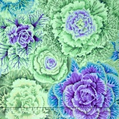 Kaffe Collective - Peacock Passion Brassica Green Yardage